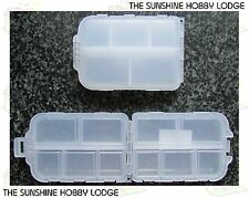 Fishing Tackle Anglers Bits Box Ideal For Course Carp Sea Fishing Items Hooks