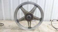 Honda CB400 CB 400 A Hondamatic Front Rim Wheel