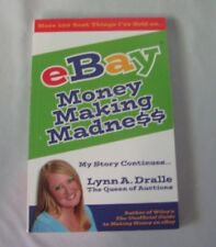 Lynn Dralle eBay Money Making Madness Softcover 100 Best Things Sold