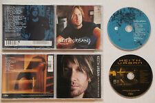 2 CD, Keith urban-Days Go By + Love, pain & the whole Crazy thing