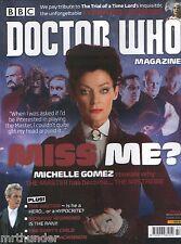 Doctor Who Magazine #480 - Michelle Gomez Douglas McKinnon Lynda Bellingham
