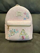 Loungefly Disney Sleeping Beauty Aurora Sketch Mini Backpack