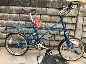 2000 Moulton Space Frame APB S7 Folding Bicycle Mint Condition Reynolds 531