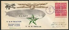 #717 BLK/4 ON USS TEXAS COVER MANEUVERS WITH U.S. FLEET APRIL 10,1934 BT8917