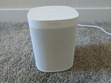 Sonos One with Alexa - White (Excellent Condition)