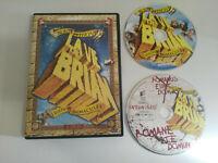 LA VIE DE BRIAN MONTY PYTHON´S L´EDITION IMMACULEE - 2 X DVD ENGLISH FRANCAIS