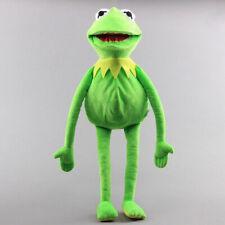 60Cm Kermit The Frog Hand Puppet Full Body Muppet Sesame Street Plush Gift Toy