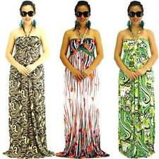 Polyester Machine Washable Floral Maxi Dresses for Women