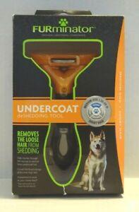FURminator Undercoat DeShedding Tool---Medium Dog, Short Hair. New--Sealed