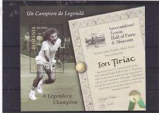 ROMANIA 2015,Tennis,Ion Tiriac,tennis player, MS,MNH