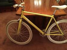 Venice Beach SOLE fixed gear road cruiser bike $399 green yellow barely used hot