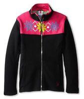 NWT 10//12 Girls Spyder Girl/'s Celeste Fleece Jacket Size M