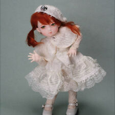 [Dollmore] 1/6 BJD YOSD USD  Dear Doll Size - Cordelia Dress Set (White) - LE20