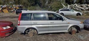 Honda HRV Breaking
