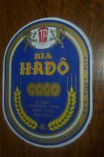 EN IX sep. Vietnam HADO beer label NR526