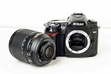 Nikon D90 + Nikkor 18-105 seconda mano