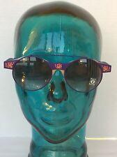 Vintage 1990 New Swatch Eyes Shade Metallic Tribal CR 39 UV 400 Lenses Factor 8