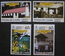 150th anniversary of arrival of first U.S.P.G. missionary stamps, 2001, MNH