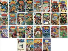 New Teen Titans DC Comic Book Choice 1981, 1982, 1983, 1985 VF- to NM+ 7.5 - 9.6