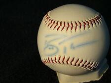 Brad Thompson St Louis Cardinals Coach Autographed Official League Ball
