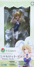 Kotobukiya Infinite Stratos Charlotte Dunois Ver. Bunny Figure New Us Seller
