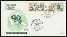 Mayfairstamps France FDC 1963 Flag Communaute Economique Europeenne First Day Co