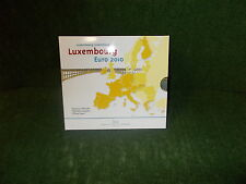 Luxemburg 2010,Offizieller Kursmünzensatz (KMS) 2010,NEU,OVP!