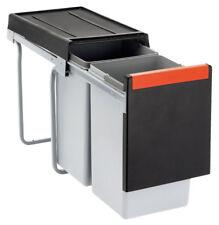 FRANKE Sorter Cube 30 / Handauszug Abfalltrennsystem / 2 x 15 l Behälter / 134.0