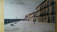 TARANTO - CORSO DUE MARI - NON VIAGGIATA - A COLORI - 1911