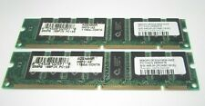Azenram AAP0132 256 MB - PC133MHZ SD RAM MEMORY From Working Syst  2 pc = 512 MB