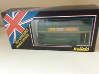 SOLIDO 1:50 SCALE LONDON COUNTRY DOUBLE DECKER BUS