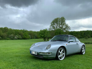 "Porsche 911 993 C2 Carrera Coupe tiptronic 3.6 Turbo Alu 18"" automatik top Zusta"