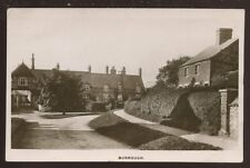 Leicestershire BURROUGH 1915 RP PPC