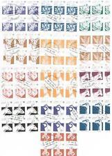 SAHARA OCCIDENTAL - 13 Blocks of Flora/Fauna