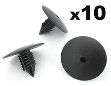 10x Renault Wheel Arch Liner/ Splashguard Lining Spruce Fir Tree Clips 35mm Head