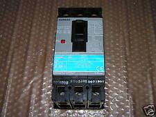 SIEMENS ED63B100 600V 100 AMP BREAKER