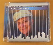 [AF-124] CD - CLAUDIO VILLA - I GRANDI SUCCESSI ORIGINALI - 2CD - OTTIMO