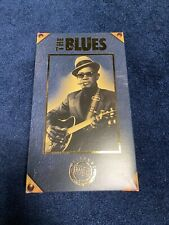 Vintage Vaults The Blues 4 CD Box Set New Factory Sealed Various Artists