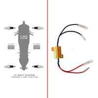 RESISTENZA SINGOLA 21 WATT [BARRACUDA] PER FRECCE A LED - COD. RES21