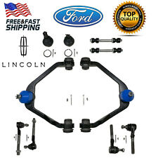 Front Suspension Kit Ball Joints Arms 97-03 for Ford F-150 Rear Wheel Drive