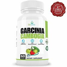 BeLive 100% Pure Garcinia Cambogia Extract HCA Weight Loss for Women and Men