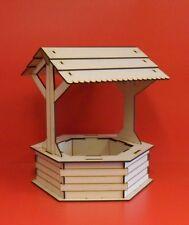 Ferrero Chocolate WISHING WELL Chocolate Box Wedding Display Mdf Craft Kit