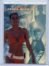 WOMEN OF JAMES BOND IN MOTION HALLE BERRY AS JINX IN DIE ANOTHER DAY J2