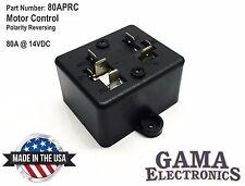 80 Amp Reverse Polarity DC Motor Control - 80APRC