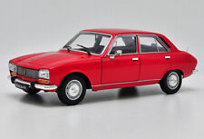 Welly 1:18 Peugeot 504 1975 Alloy Diecast Static Car Model Kids Boys Toy Gift