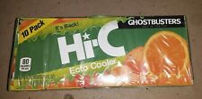Hi-C Ecto Cooler Ghostbusters 2017 new sealed 10 pack