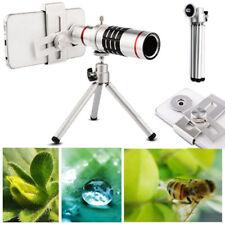18x Zoom Optical Telescope Camera Telephoto Lens Kit & Tripod for Mobile Phone