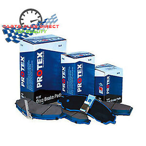 FORD TERRITORY SX SY BRAKE PADS FULL SET FRONT + REAR 8 PADS - 2004 -2011 MODELS