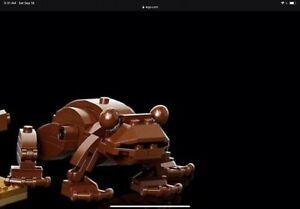LEGO Chocolate Frog ONLY From Set 76391 Hogwarts Icons LEGO Harry Potter