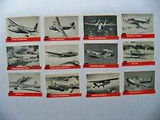 1956 Topps Jets Card Group - 30 different